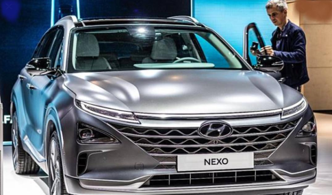 Hyundai Bakal Produksi Kendaraan Berbahan Bakar Hidrogen Di China