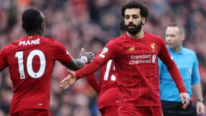 Liverpool Berjarak Sembilan Poin Dari Gelar Juara Liga Inggris 2019-2020