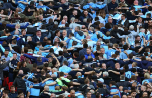 Penggemar Manchester City Mengumpulkan Dana Untuk Spanduk Anti UEFA