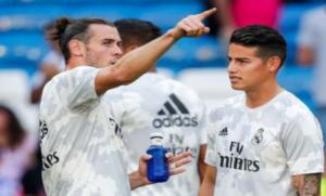 Everton Bergerak Untuk James, Dan Bale Akan Menjadi Gila