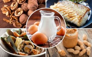 Makanan Pemicu Alergi