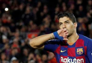 Luis Suarez Sampaikan Salam Perpisahan Dengan Barcelona