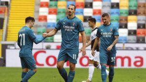 Posisi AC Milan Kian Terancam di Klasemen Liga Italia