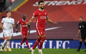 Mohamed Salah Positif Covid-19 Setalah Bermain Di Mesir
