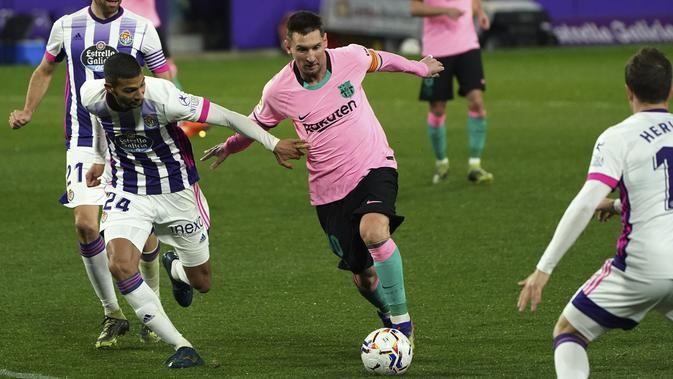 Barcelona Susun Formasi Baru Untuk Kejar Ketinggalan