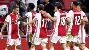 Ajax Amsterdam Punya Rekor Gol Tiga Digit Dalam Semusim
