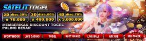 3 Pasaran Togel Online Populer di Indonesia