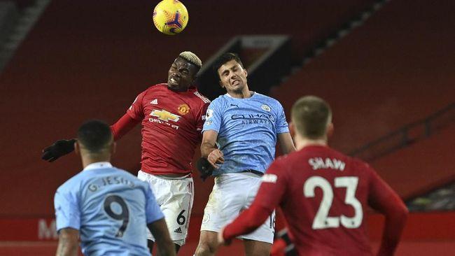 Manchester City Punya Taktik Kalahkan Manchester United Pekan Ini